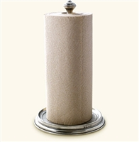 Paper Towel Holder by Match Pewter