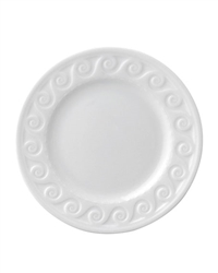 Louvre Bread and Butter Plate by Bernardaud