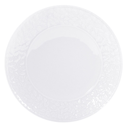Louvre Coupe Dinner Plate by Bernardaud