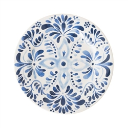 Wanderlust Iberian Journey Indigo Salad Plate by Juliska