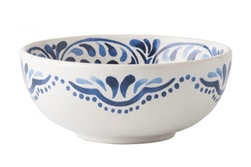 Wanderlust Iberian Journey Indigo Cereal Bowl by Juliska