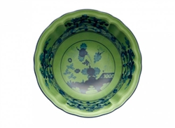 Oriente Italia Malachite Fruit Bowl - by Richard Ginori