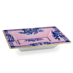 Oriente Ita Azalea Rectangular Vide Poche by Richard Ginori