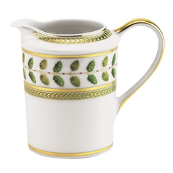 Constance Green Creamer by Bernardaud