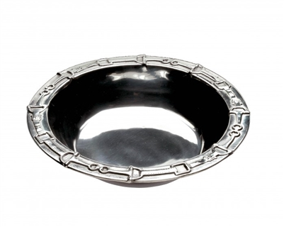 "Equestrian Bowl 12"" by Arthur Court Designs"