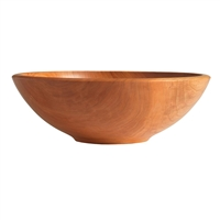 "Champlain 17"" Cherry Bowl by Andrew Pearce"