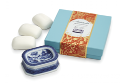 Blue Canton Gift Soap Set by Mottahedeh
