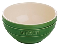 "Ceramic 6.5"" Universal Bowl Basil by Staub"