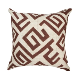 "Bambala Pillow 22"" by Bunny Williams Home"