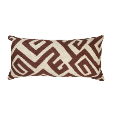 Bambala Lumbar Pillow by Bunny Williams Home