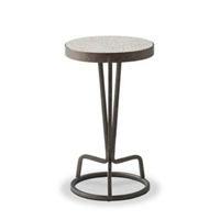 Bottoms Up Laquered Drinks Table by Bunny Williams Home