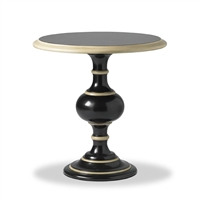 Black Beauty Side Table by Bunny Williams Home