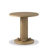 Wave Side Table by Bunny Williams Home