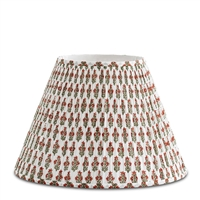 Prickly Poppycare Lampshade by Bunny Williams Home