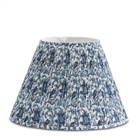 Southern Blues Lampshade by Bunny Williams Home