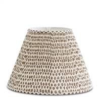 Wild Ginger Lampshade by Bunny Williams Home
