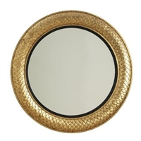 Reverse Regency Mirror by Bunny Williams Home