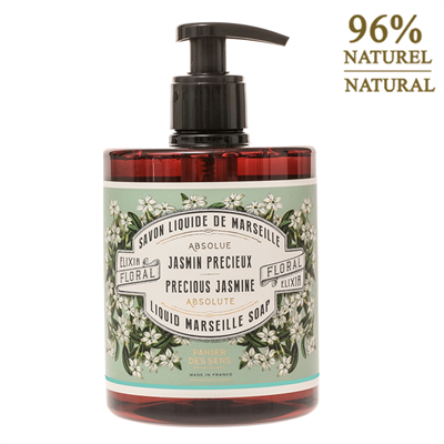 Absolute Jasmine Liquid Marseille Soap by Panier Des Sens