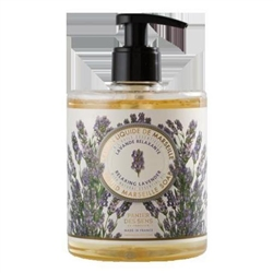 Relaxing Lavender Liquid Marseille Soap by Panier Des Sens