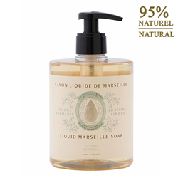 Soothing Almond Liquid Marseille Soap by Panier Des Sens