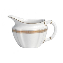 Carlton Gold Creamer Jug by Royal Crown Derby