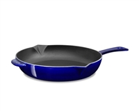 "10"" Fry Pan Dark Blue by Staub"