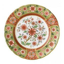 Cherry Blossom Accent Plate by Royal Crown Derby