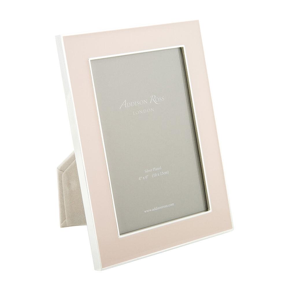 Addison Ross -Light Pink Enamel Frame (4\