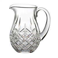 Lismore Pitcher by Waterford Crystal