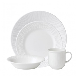 Nantucket Basket  4- Piece Place Setting by Wedgwood