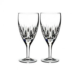 Ardan Enis Set of Two Iced Beverage Pair by Waterford Crystal