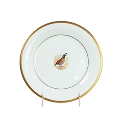 Motif Quail Bread and Butter Plate by Pickard