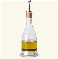 Oil Cruet with Cork Dispenser by Match Pewter
