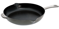 "10"" Fry Pan Graphite Grey by Staub"