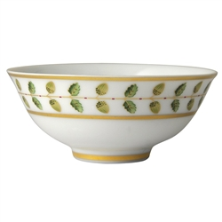 Constance Green Rice Bowl by Bernardaud