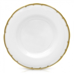 Chelsea Duet Bread & Butter Plate by Royal Crown Derby