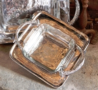 Western Antlers Pyrex Casserole Holder - Beatriz Ball