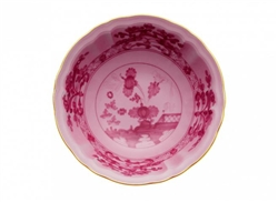 Oriente Italiano Porpora Fruit Bowl  by Richard Ginori