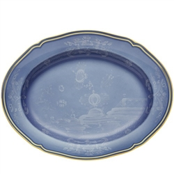 Oriente Italia Pervinca Oval Platter by Richard Ginori