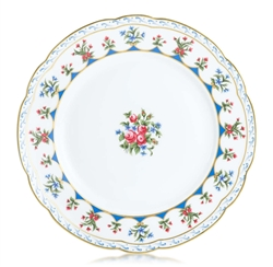 Chateaubriand Blue Dinner  Plate by Bernardaud