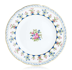 Chateaubriand Blue Salad Plate by Bernardaud