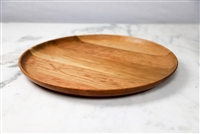"16"" Round Platter Cherry by Andrew Pearce"