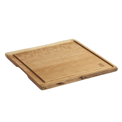 Cherry Large Cutting Board with Groove by Andrew Pearce
