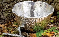 Forest Bark Bowl (Large) by Beatriz Ball