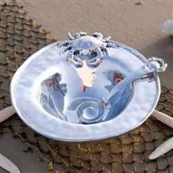 Ocean Crab Dip Bowl (Small) by Beatriz Ball