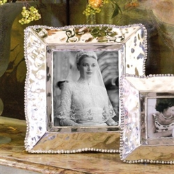 "Organic Pearl Frame (8"" x 10"") by Beatriz Ball"