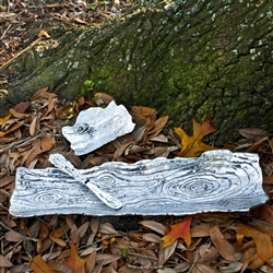 Forest Corteza Log Tray by Beatriz Ball