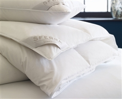 Somerset Polish Goose Down Duvets by SFERRA