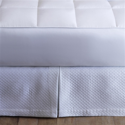 Monmouth Goose Down Mattress Pad by SFERRA