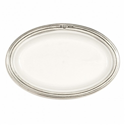 Tuscan Small Oval Dish by Arte Italica